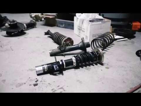 BMW 635CSi Coilover Install | @bechtech_automotive