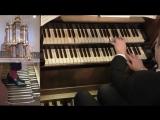 147 J. S. Bach - Jesu joy of man's desiring, BWV 147 - Olivier Penin, organ