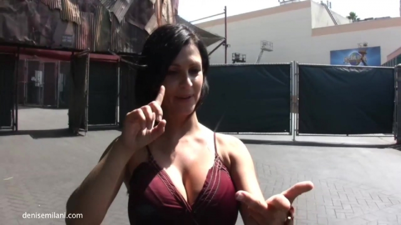 Denise Milani Universal 2 erotic эротика fetish фетиш busty model модель