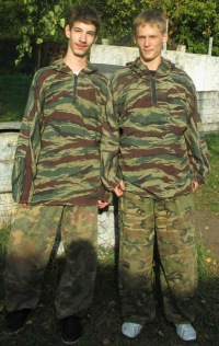 Андрей Гончарик, 9 апреля 1998, Новоалександровск, id167194303