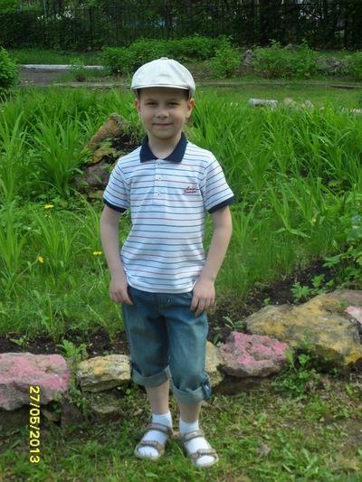 Артур Салахов, 21 апреля , Лениногорск, id186948279