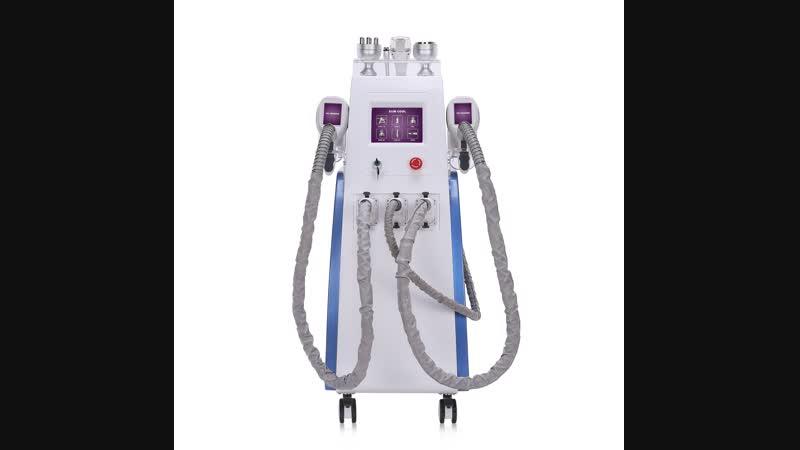 3 криолиполиз 8 липолазер 2RF кавитационная многофункциональная машина/3cryolipolysis 8lipolaser 2RF cavitation machine