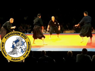 Traditional Aiki Jujutsu - Fudoshin ryu Demonstration