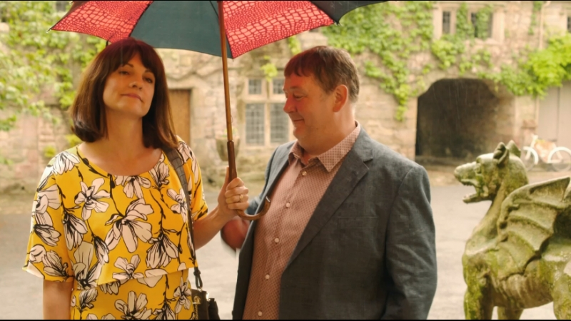 """Home from Home : Season 1, Episode 4 """"Pitter Patter"""" (BBC Two 2018 UK)(ENG)"""