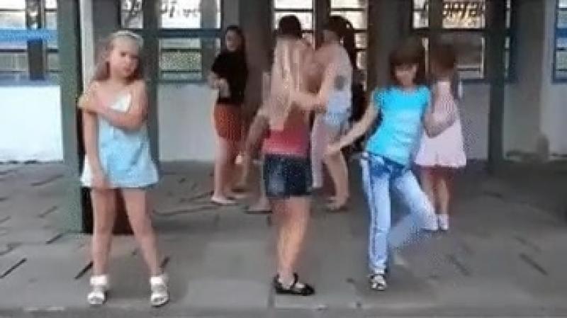 типы девушек на дискотеки