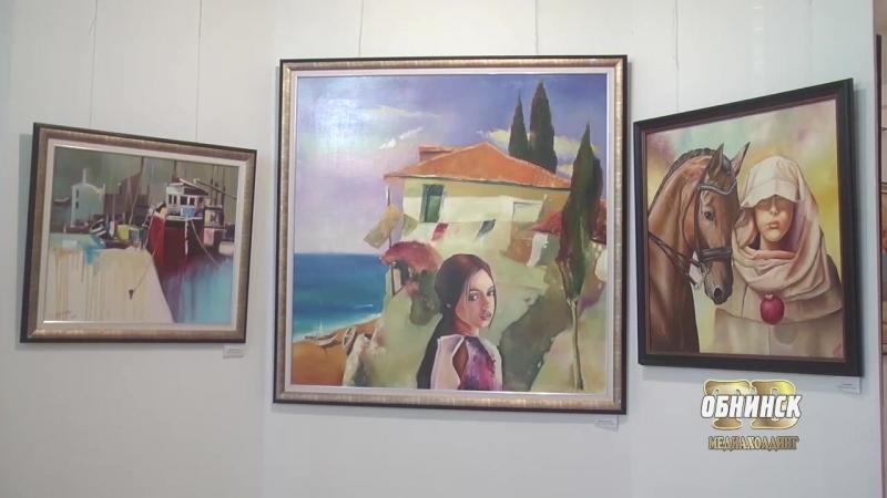 19.09.2018. Выставка Виктора Шеремета