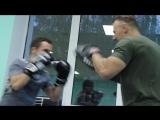 Персональная тренировка у Вячеслава Герасимова