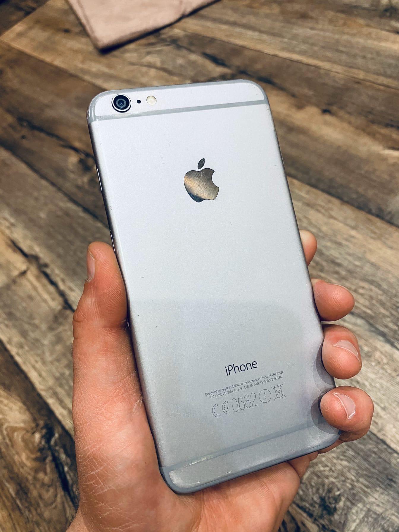 Купить iPhone 6 PLUS. Хороший объём памяти 64Gb. | Объявления Орска и Новотроицка №3661