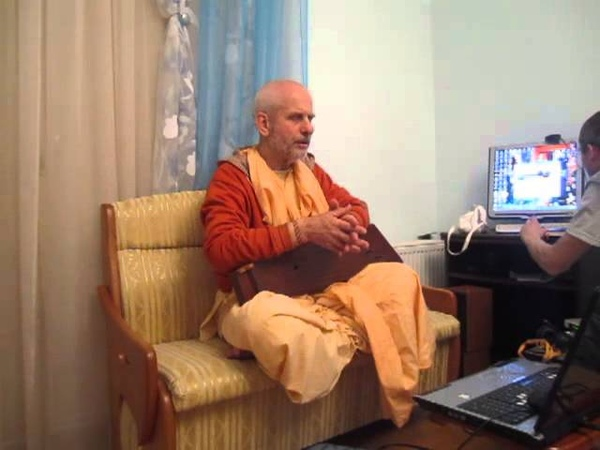 Харе Кришна Бхаджаны Вайшнава Игра на Гуслях Bhakti Yoga