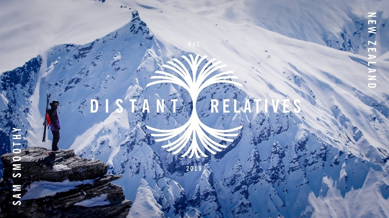 Distant Relatives - Sam Smoothy