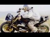 Kawasaki ZX6r636 Javi Almazan Lopez - Spanish stunt rider