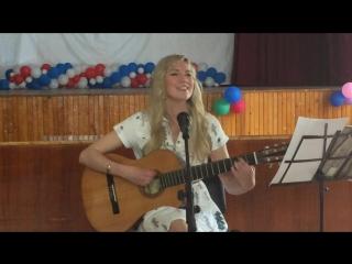 Песня Мы танцуем (Выступление в Доме ветеранов 19.06.2018)