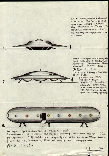 made ufo