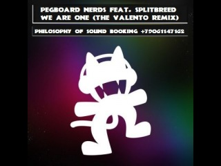 Pegboard Nerds feat. Splitbreed – We Are One (The Valento Remix)