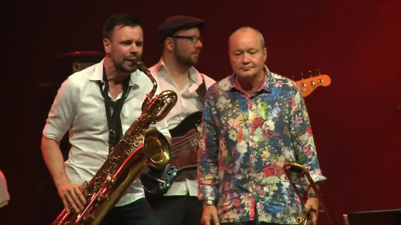 JazzBaltica_ Mo Blow special guest Nils Landgren