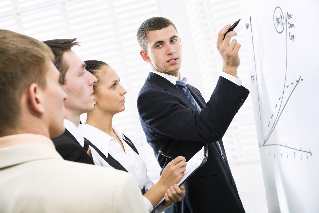 бизнес-тренинги