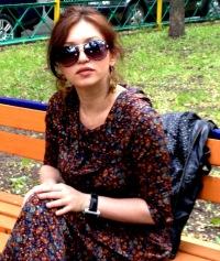 Анжелика Бабаханова, 5 октября , Москва, id113413318