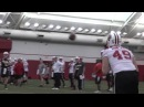 Wisconsin Football Opens Spring Practice