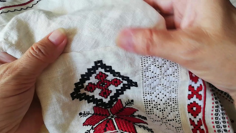 Сучасний спосіб збирання жіночої сорочки