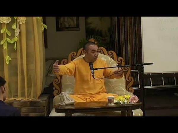 1. Семинар о Святом Имени (24.03.2015) Е.М. Даяван прабху