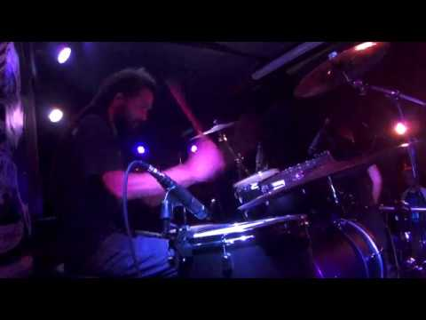 Pulsating Cerebral Slime Oni Attack Sadist With a Chainsaw Live Drumcam