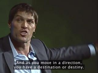 TED Talks - Тони Роббинс (Eng subtitles)