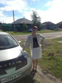 Анжилика Северюхина, 11 августа , Минусинск, id228146003