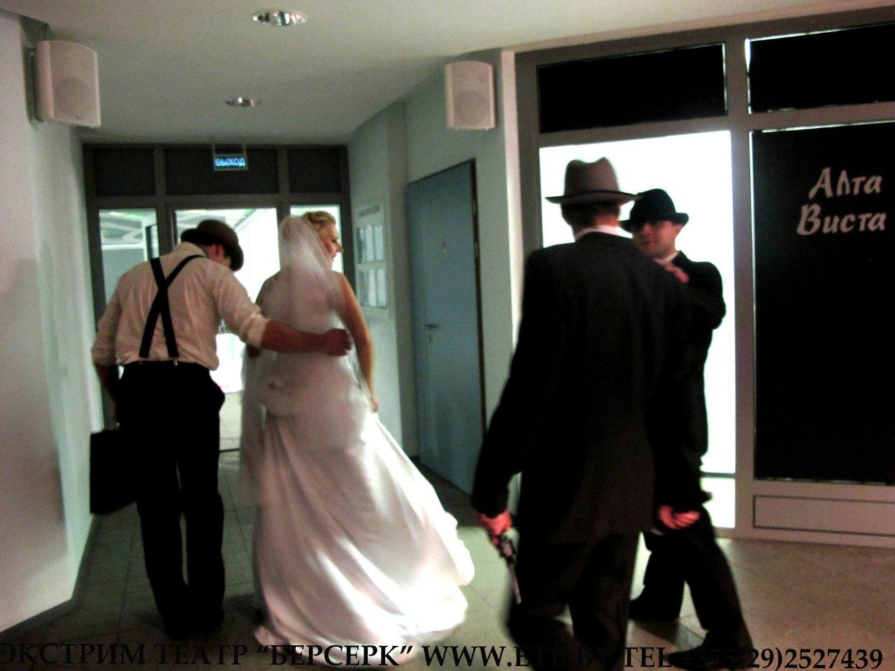 Свидетель отодрал невесту на свадьбе 4 фотография