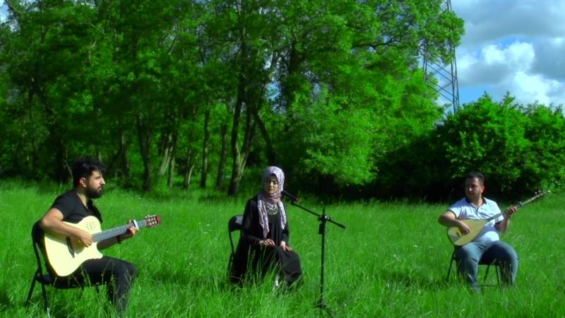 Türkan Hazal - Ötelerden bir ses geldi ( 2018 Akustik )