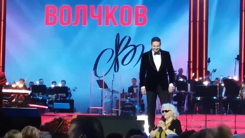 Ольга Федоровна Миронова о Сергее Волчкове.
