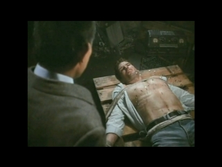 Tortured, fight back & death scene of Tommy Roth