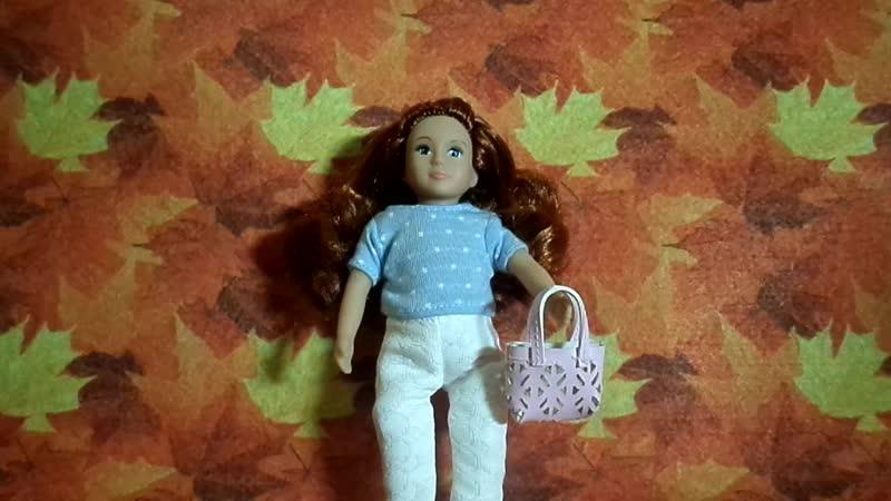 Обзор на рыженькую куколку Лори Сэффрон Lori Saffron
