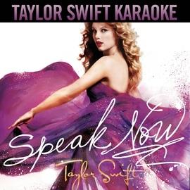 Taylor Swift альбом Speak Now