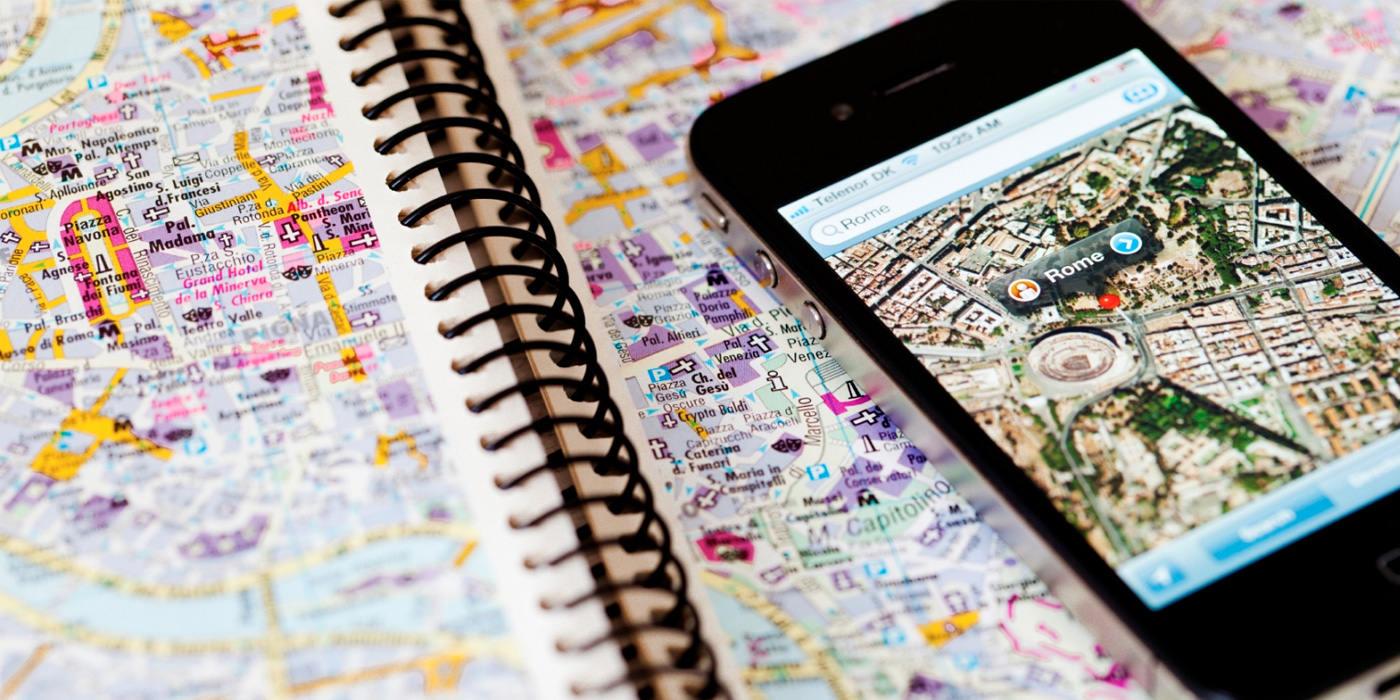 приложения для поездок