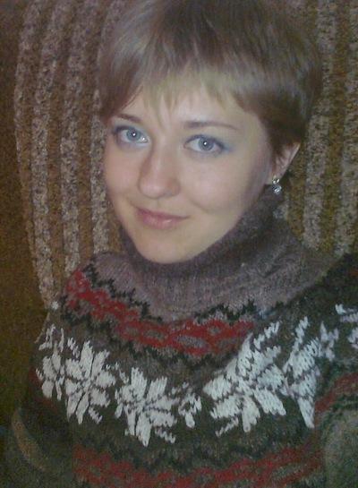 Анна Лучко, 10 октября 1991, Красноярск, id165104617