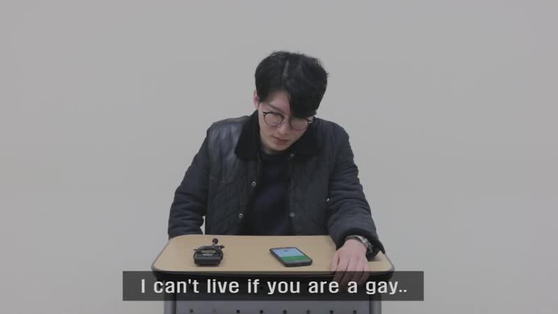 [Prank] Tell your parents you are a gay [실험] 부모님한테 게이라고 말하기