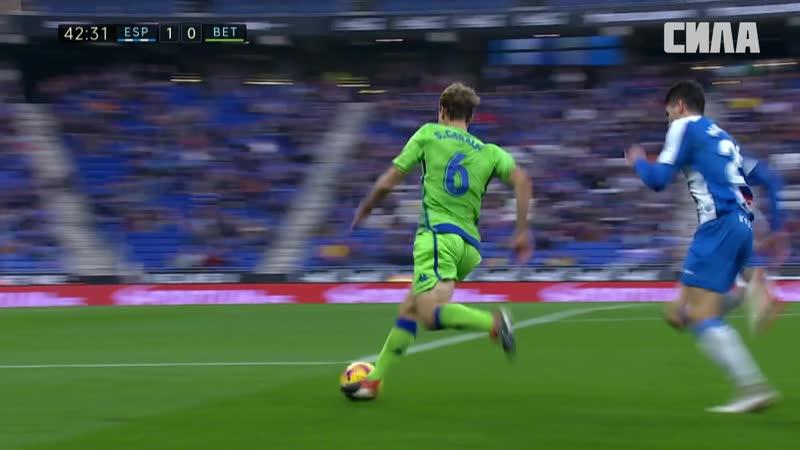 Ла Лига 18/19. Все голы 16-го тура
