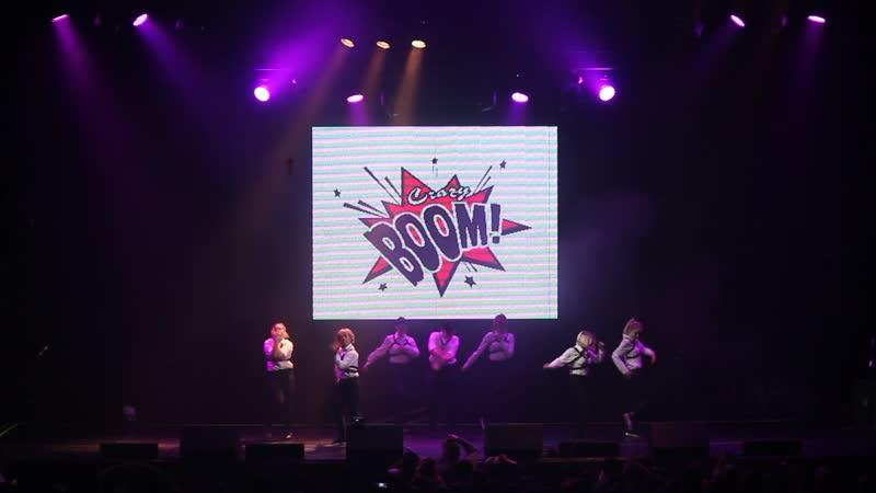 CrazyBOOM - NOIR - Airplane Mode - Autumn IdolCon 2018