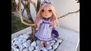 Como tejer vestido muñeca Petus 2a. parte amigurumis by Petus