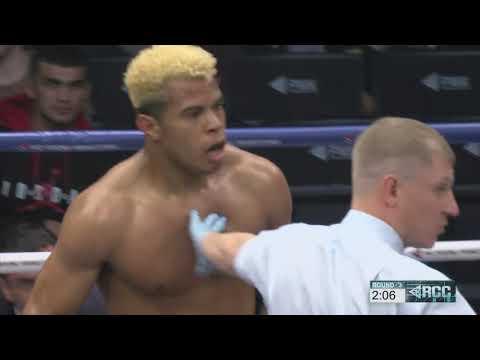 Райко Сантана Мартинез vs. Равшан Эргашев   Турнир по боксу RCC Boxing Promotions » Freewka.com - Смотреть онлайн в хорощем качестве