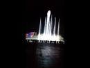 Поющий фонтан Сочи декабрь 2017
