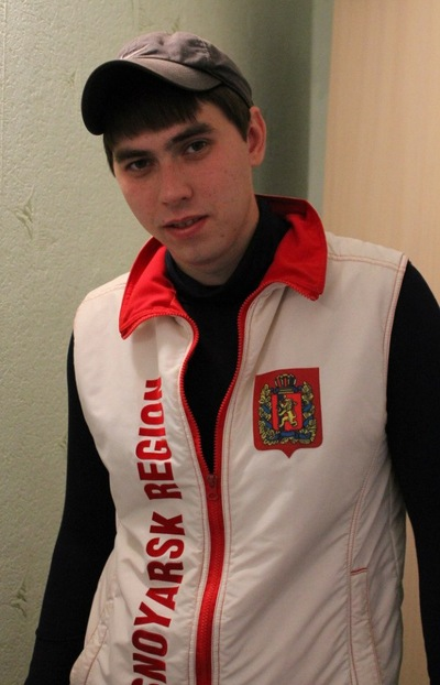 Viktor Fedorin, 21 сентября , Красноярск, id66775090