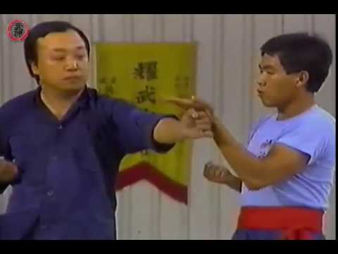 Техника липкие руки в Вин Чун - Sticky Hand in Wing Chun
