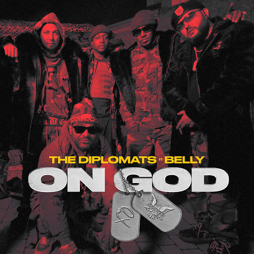 The Diplomats альбом On God (feat. Belly)