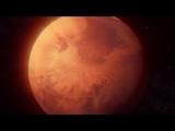 Вселенная Марс красная планета The Universe Mars is the red planet. Документальный фил