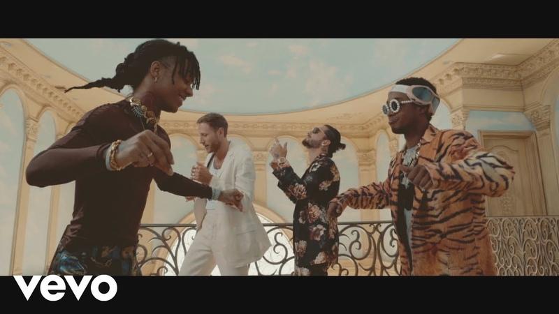 BURNS x Maluma x Rae Sremmurd Hands On Me Official Video