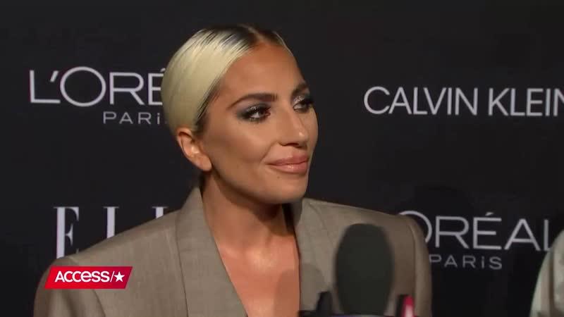 Леди Гага — Интервью для «Access» (RUS SUB)