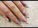 Szalon Nails Premier 2015 tavasz - Vintage Nail Design - Podoba Anita