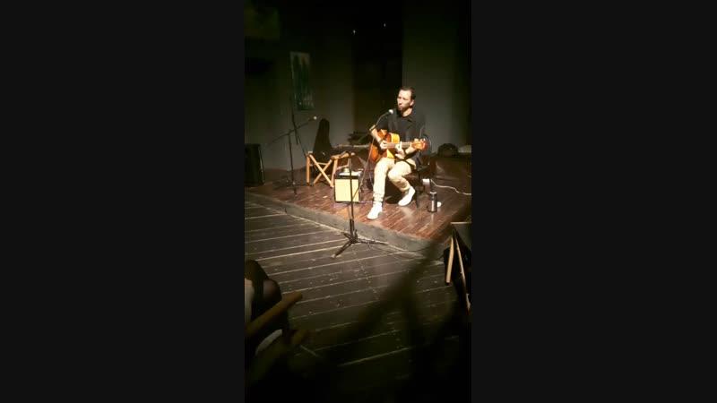 Максим Милешко (Севера) - концерт в кинофактуре part 2