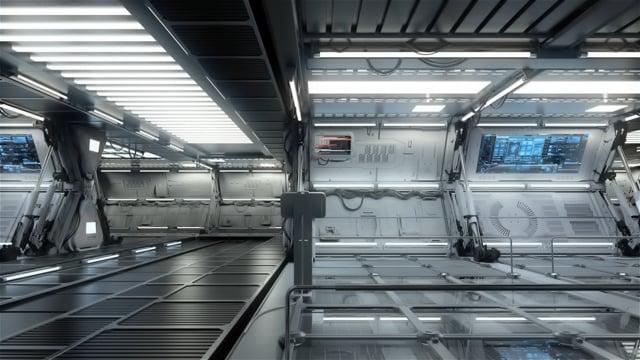 Space Station Indoor loop